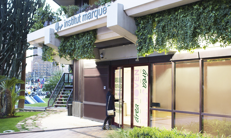 Entrada Institut Marques